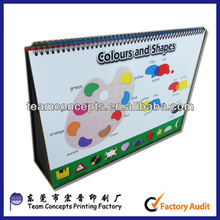 Kids Color Table Chart