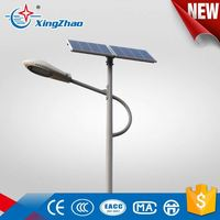 30w/40w/50w/60w Led Solar Light parts panel & battery devices material
