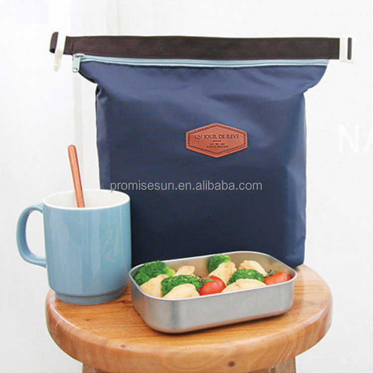 Creative heat preservation cold and cool lunch bag four people outdoor picnic bag children's lunch bag cooler