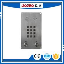 Public big button wall phone for senoir emergency button for seniors sos emergency phone
