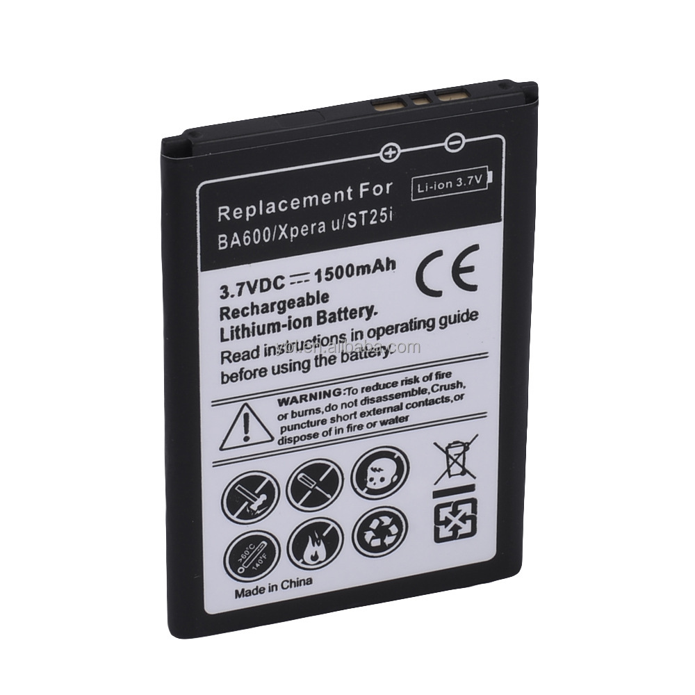 Wholesale Battery Sony Xperia Online Buy Best Baterai T2 Ultra Agpb012 A001 High Quality Replacement Strongbattery Strong Ba600