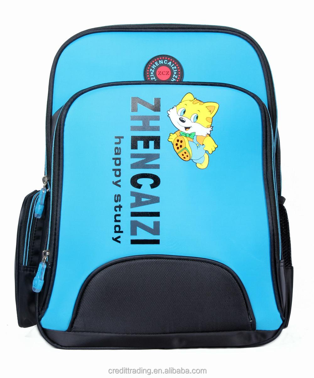 School bag new design - Shoulder School Bags With Logo