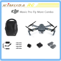DJI Mavic Pro Fly More Combo Small Professional Pocket Drone with 4k camera obstacle avoidance In stock