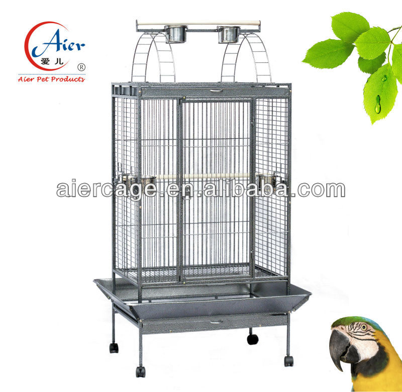 large metal breeding bird cage