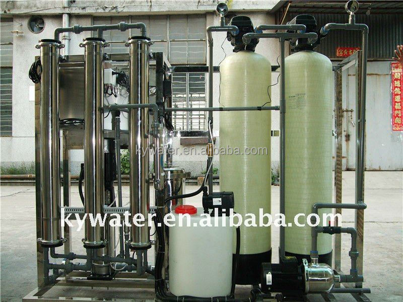Factory Small Capacity High Turbidity Reverse Osmosis Water Treatment Facilities