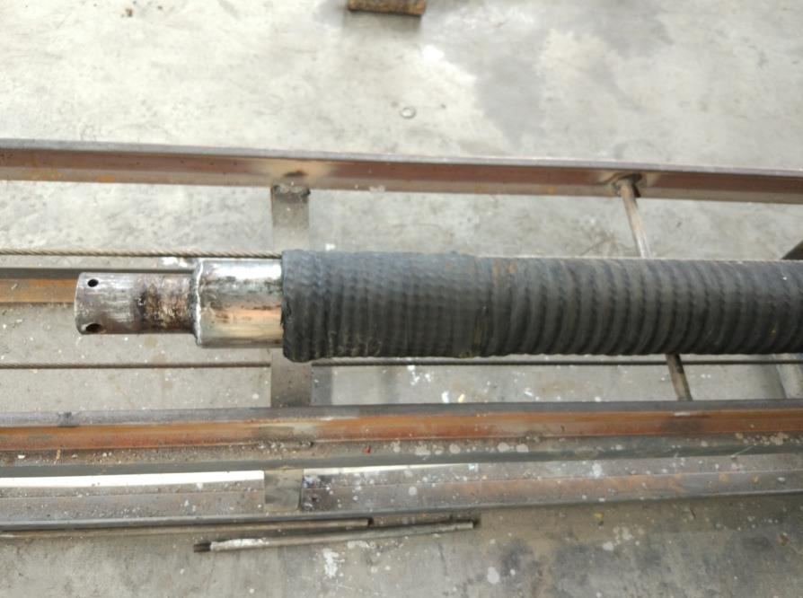 [Bangtian] large diameter suction and discharge hose flexible corrugated pipe
