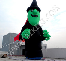 Giant inflatable wizard hot sale inflatable balloons,halloween inflatable scary giant C1046