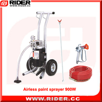 900W 1.2HP 3000psi airless paint sprayer m819,diaphragm pump airless paint sprayer ,airless paint sprayer machine