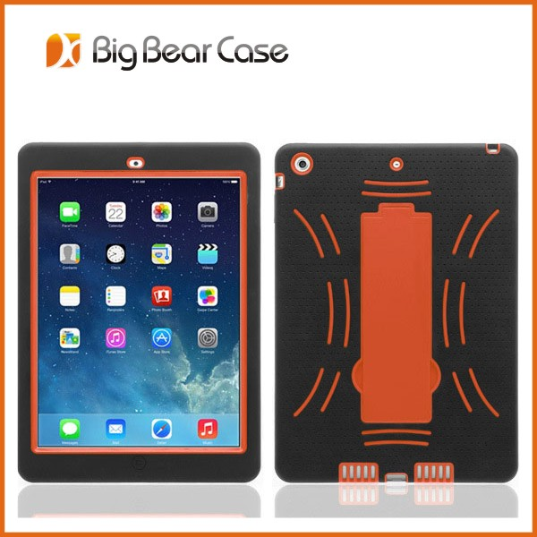 Hard Kickstand Case pad accessories for Ipad Air