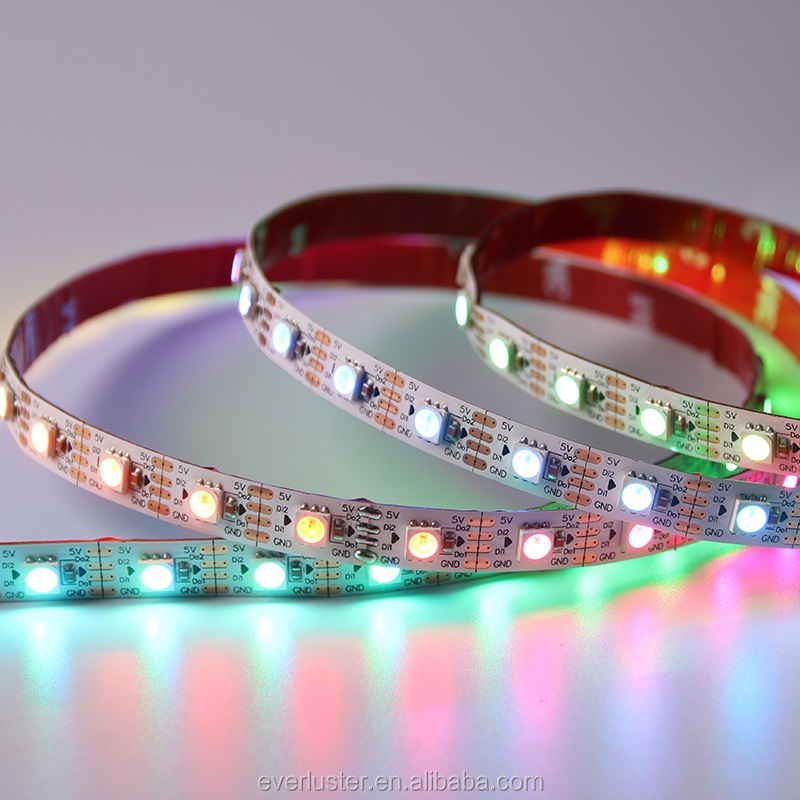 Flex LED strip type, led light source and RGB LED strip light, high lumens output