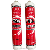 high quality competitive best neutral one component weatherproof silicone sealant 350 Grams