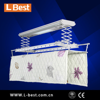 Automatic Lifting Clothes Drying hanger With Remote Control System