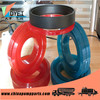 construction building truck parts Polyurethane natural rubber pistons