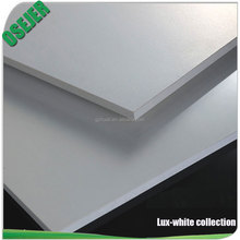 Hot sale polished and matte finished white porcelain tiles for floor and wall