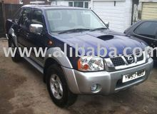 2004 NISSAN NAVARA Double Cab Pick Up 2.5dCi 4WD