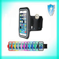 "Newest PVC sport armband case for Iphone 6 plus 5.5 ""runing armband"