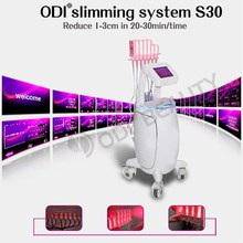 Hottest lipo laser 650nm fast trim slimming reshape slim without side effects