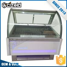 Hot Selling Products Refrigerator Ice Cream Display Fridge