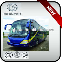 Euro6 12m new design coach bus luxury tourist bus