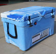 excellent durability 45qt roto cooler box/ kuer coolers / roto molded coolers