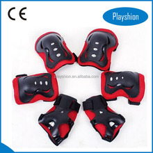 Protective Safety Gear Set Skateboard Knee pads Elbow Pads and Wrist Guards