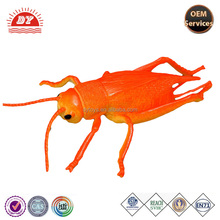 Bug Hard plastic grasshopper toy