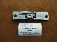 keestar 767 needle plate for piping heavy duty sewing machine