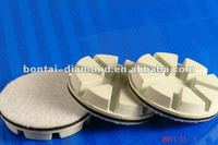 copper bond diamond polishing pads