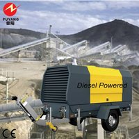 portable diesel engine compressor 8.6 L/min