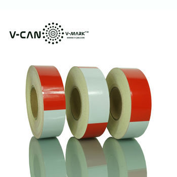 Caution Tape Reflective, Enhance Visibility Tape RT-UG 3100WR