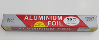 1235 soft aluminum foil roll for cooking, freezing, wrapping and storing