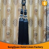 Home decorating curtain accessories bind belt tied rope hanging ornaments hanging ball European style tassel-3 China supplier
