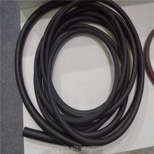 Black 1mm section Viton O-Ring Cord /NBR O Ring Cord /Silicone Rubber Seal Strip