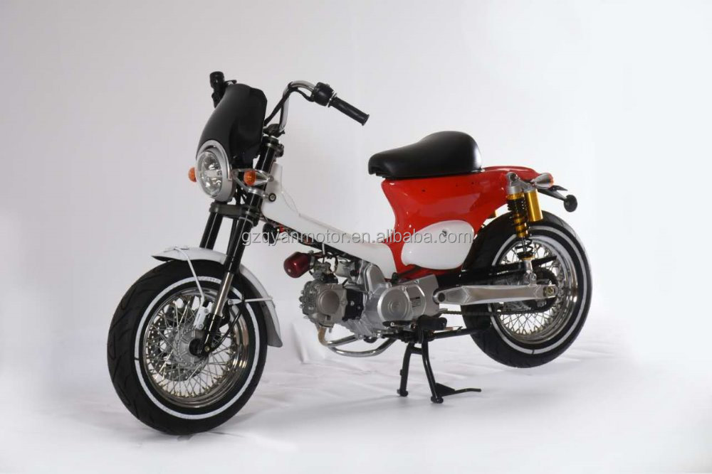 certification motorcycle 110cc CUB bike