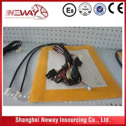 Cost price First Grade universal switch heating seat car