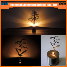 Hot wholesale LED shadow projection beautiful and romantic night light new fashion home decor
