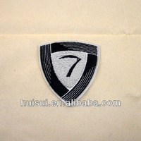 fashion design garment number 7 embroidery patches