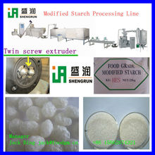 new tech Food Emulsifying Agent Modified Starch Machine