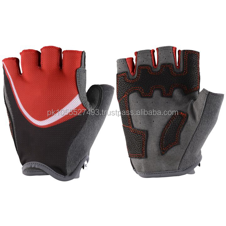 2013 cheaper price with good material common style for the half finger sports glove for the bicycle