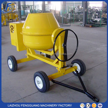 Portable diesel cement mixer Roller type concrete mixer machine price in India