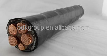 power cables for construction projects, R02V-U1000, CU/XLPE/PVC, 600/1000V