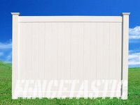 Vinyl PVC Fencing and PVC Decking