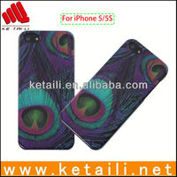 custom cell phone case for iphone 5 made in Shenzhen