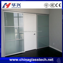 CE certificate china top brand aluminum alloy profile tambour door