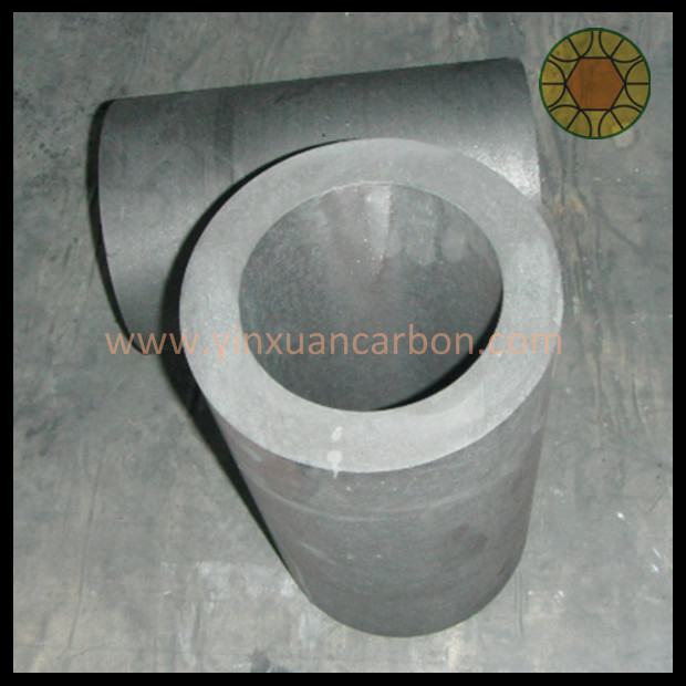 graphite heating crucible