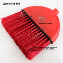 HQ8893 USA plastic children angle broom use of soft broom for indoor clean