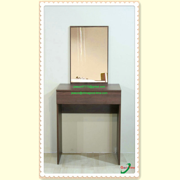 wall mounted dressing table,mirrored dressing table