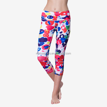 Good Quality Low Rise Running Yoga Pants For Girls