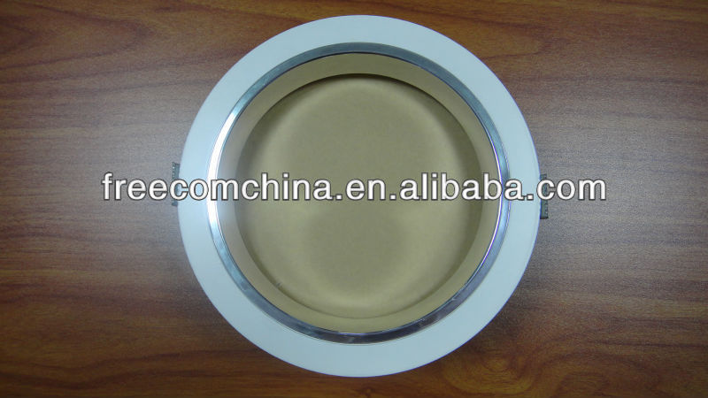 Round Aluminum LED Die Casting Downlight(ONLY SHELL)