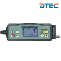 DTEC SRT6200 Surface Roughness Tester,2 parameters,support bluetooth printer,USB to PC with software,ISO Certificate,